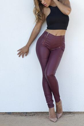 Tight waist trousers VG102702MN