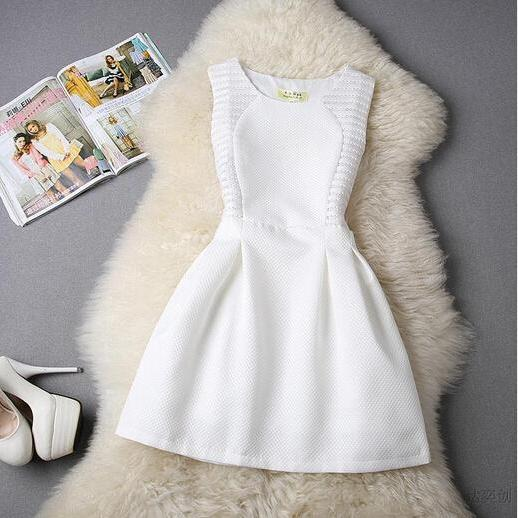 Fashion Spell Color Lace Dress HJ04
